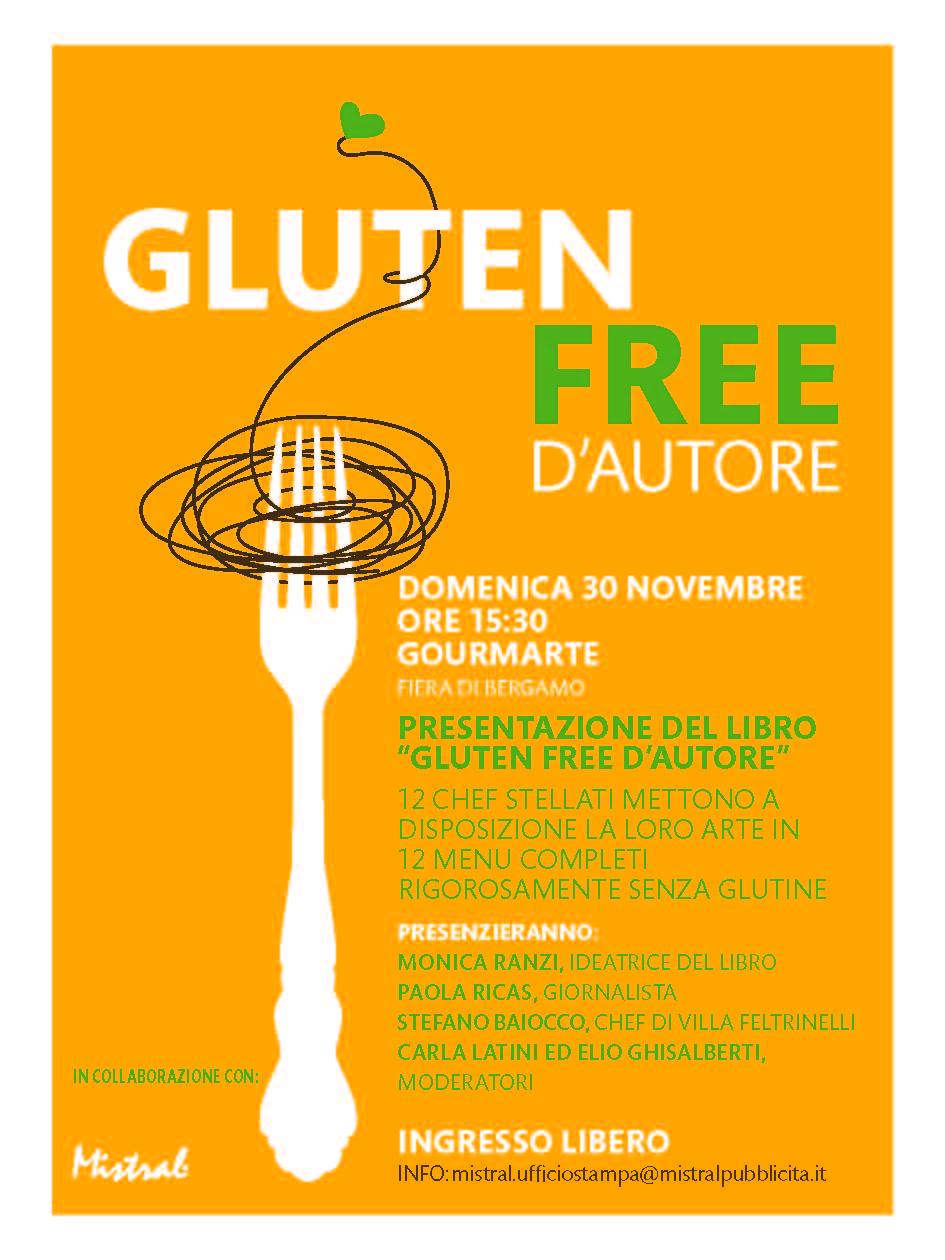 Invito_Gluten free d autore_Bergamo