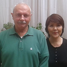Paolo-Indragoli-e-Yuriko-Hirao-home