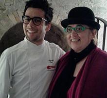 Con Ilde da Daniele Patti, Lo Scudiero. Pesaro
