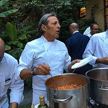Filippo La Mantia e i pomodorini...