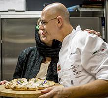 La pizza 'misteriosa', IldeSoliani&FrancoPepe