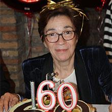 I 60 anni di Elide Pastrani