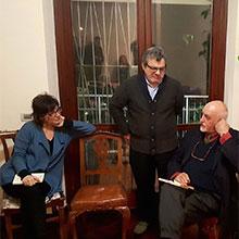 Melusina, Nicola Dal Falco, Raethia e io