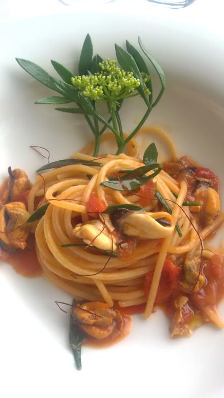 spaghetti sugomoscioliselvatici