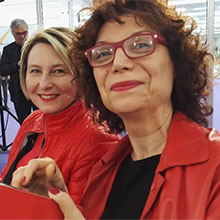 In viaggio con Maria Elena Curzio