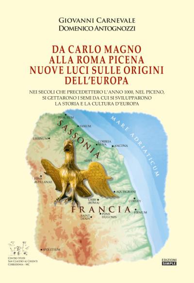 Le Marche da Carlo Magno a Federico Barbarossa - Copertina.indd