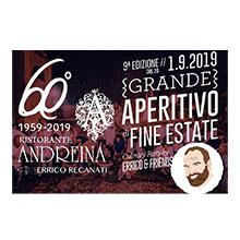 60°Anniversario Andreina!