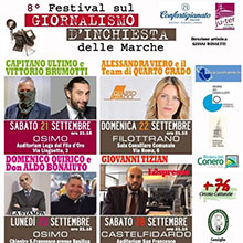 Festival del Giornalismo d'Inchiesta, Osimo