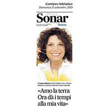 Corriere Adriatico, Sonar, io